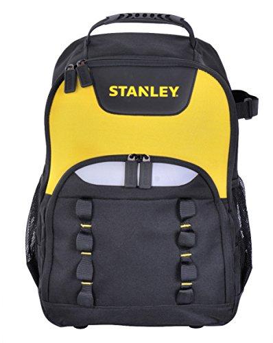 Stanley Werkzeugrucksack (35 x 44 x 16 cm, robustes 600 x 600 Denier Nylon, tragbarer Innenteiler,...