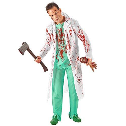 Widmann - Kostuum Zombie Chirurg