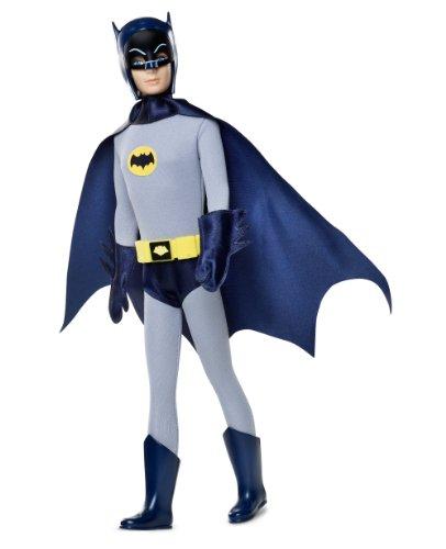 Barbie Collector Classic Batman Ken Doll -  Mattel, Y0302