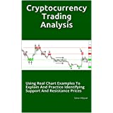 Cryptocurrency Trading Analysis: Using Real Chart Examples To Explain And Practice Identifying Support And Resistance Prices (English Edition)
