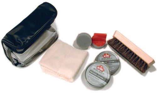 Kiwi Select Shoe Care Kit
