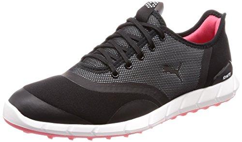 Puma Ignite Statement Low Golf Damen Golfschuhe schwarz 190578 01, Schuhgröße:44 EU