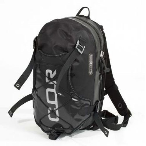 Ortlieb Cor ORT.R5504 Hiking Backpack Black 13 Litres by Ortlieb