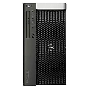 Dell Precision T7910 Mid-Tower Workstation - 2X Intel Xeon E5-2680 v3 2.5GHz 12 Core Processors 64GB DDR4 Memory 512GB NVMe SSD Nvidia Quadro K620 Windows 10 Pro  Renewed