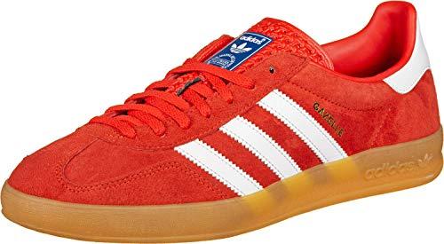 Adidas Originals Gacela Interior UK 11 Red Wht