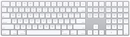 Apple Magic Keyboard with Numeric Keypad (Wireless,...