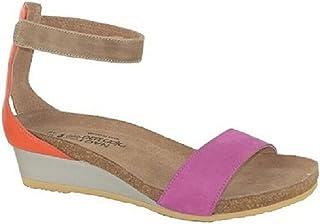 NAOT Footwear Women's Pixie Fashion Sandals, Pink (Pink Combo), 42 EU