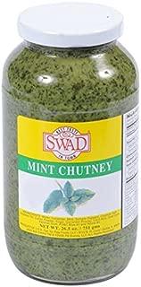Swad Mint Chutney - 26.5 Oz/751g