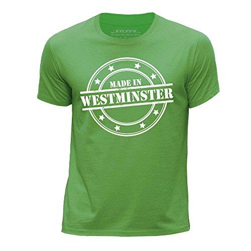 Stuff4® T-shirt voor jongens/ronde hals / Made in Westminster