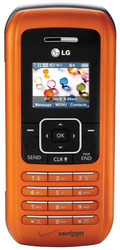 LG enV VX9900 Phone, Orange (Verizon Wireless, Phone Only, No Service)