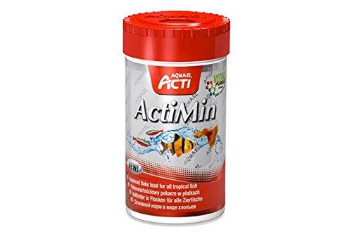 Aquael ActiMin Nourriture pour poissons d'ornement 250 ml