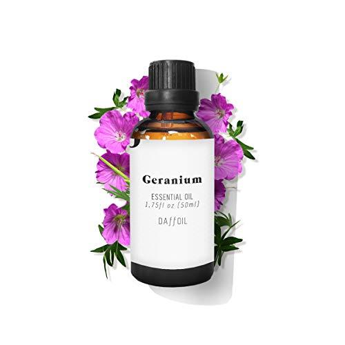 Aceite esencial geranio 50ml puro BIO 100% natural ecológico aromaterapia humidificador