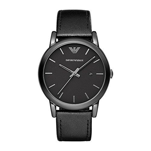 Emporio Armani AR1732 - Reloj (Reloj de Pulsera, Masculino, Acero Inox