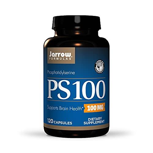 Jarrow Formulas PS 100   100 mg   120 Kapseln   glutenfrei