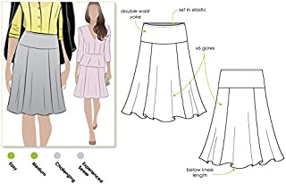 style arc skirt patterns