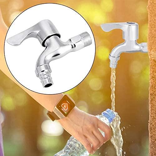 G1 / 2'rosca macho individual grifo de agua fría grifo de baño grifos de lavadora grifo de lavabo robinet salle de bain