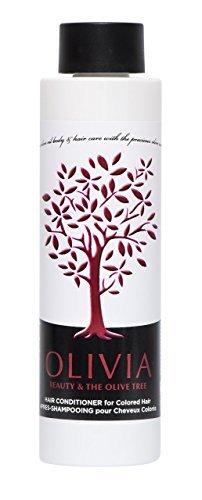 Olivia Olive Beauty : Shampoing de couleur avec huile d'olive, protéines de quinoa et extrait de tournesol & provitamine B5, de Greece, 25 g.