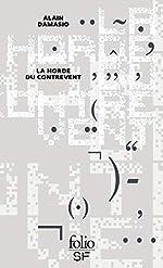 La Horde du Contrevent d'Alain Damasio