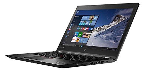 Lenovo 20GQ000EUS P40 Yoga Laptop: Core i7-6600U, 16GB RAM, 512GB SSD, WQHD Touch Display, Windows 10 Pro (Renewed)
