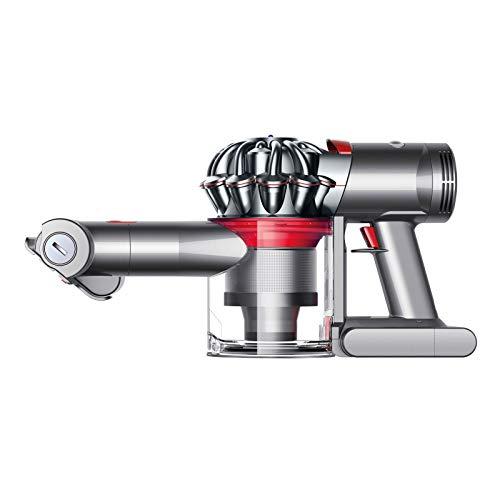 Dyson 232710-01 V7 Trigger Aspirateur à Main Nickel/Rouge, 2