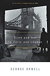 Best Travel Books -  Down and Out in Paris and London