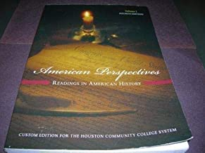 Best american perspectives readings in american history Reviews
