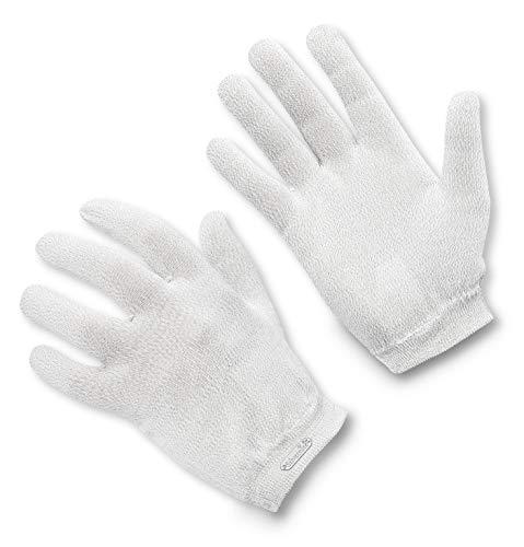 Silvernite Supermicro Antibakterielle Silberhandschuhe (L)