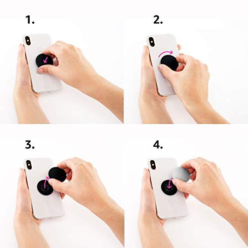 Gamer - Funny Nur noch ein Game Gaming Controller - PopSockets Ausziehbarer Sockel und Griff für Smartphones und Tablets