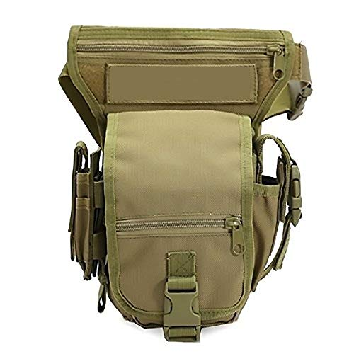 Faus Koco Outdoor Sports Portable Military Pockets Tactical Riding Leg Bag Special Waterproof Practical Thigh Bag