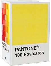 Pantone. 100 Postcards