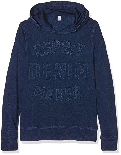 ESPRIT - sweatshirt, Felpa Bambina, Azul (INK 415), 7 anni (Tallia Produttore: XS)