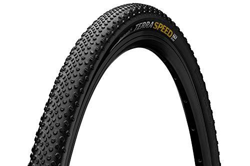 Continental Terra Trail Neumáticos para Bicicleta, Unisex Adulto, Negro, 700x40