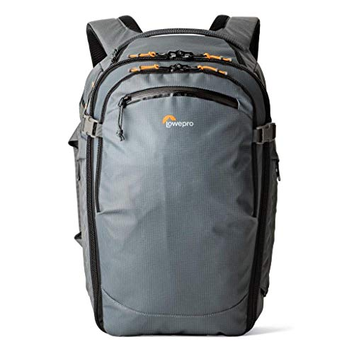 Lowepro HighLine BP 300 AW - Weatherproof & rugged 22-liter daypack for adventurous travelers who carry modern devices into any location