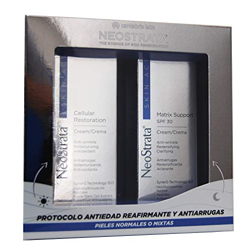 IFC NEOSTRATA Skin Active Pack Matrix Support Spf 30 Crema 50g + Cellular Restoration Crema 50 g