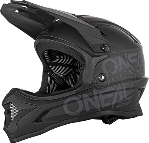 O'NEAL Backflip Helmet SOLID Black L (59-60cm)