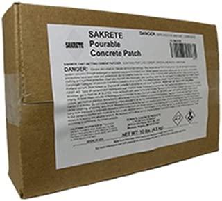 Sakrete Pourable Concrete Patch - 10 lb.