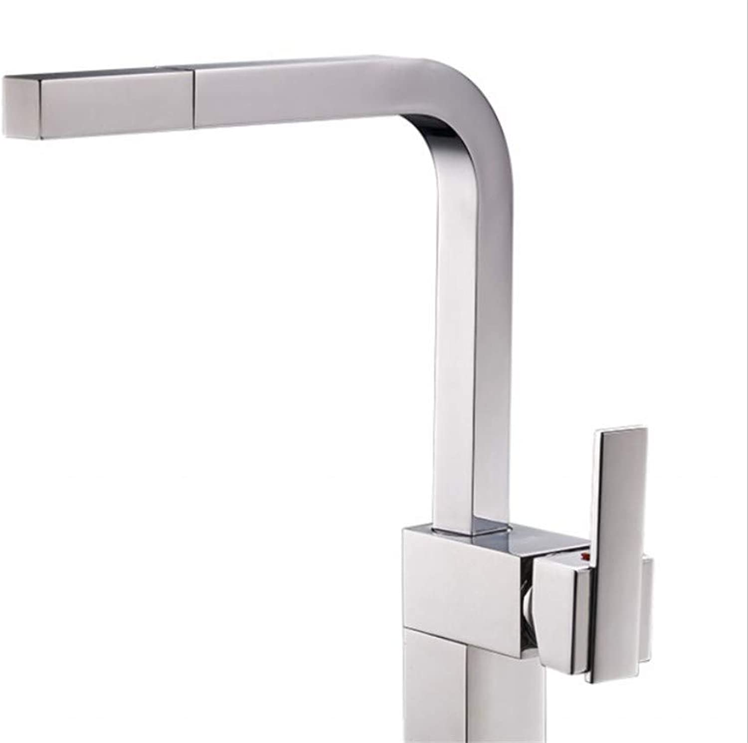 Kitchen Sink Taps Bathroom Taps All Copper Kitchen Faucets Pull Hot and Cold Wash Basin Pots, Water Faucets Can Be redated.