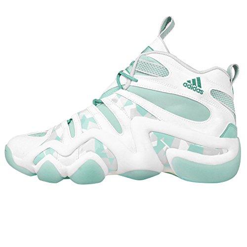adidas , Herren Basketballschuhe Weiß weiß
