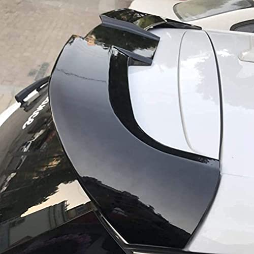 GOUC Alerón Trasero De Plástico Abs para Coche, Alerón para Opel Astra K 2015-2018, Alerón Trasero, Decoración De Labios De Carreras