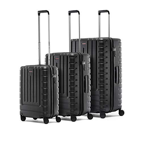 Reisenthel Suitcase Set Koffer-Set, 75 cm, 95 Liter, Black