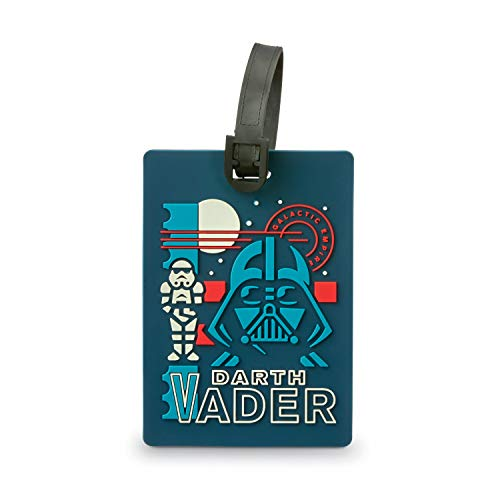 American Tourister Star Wars Luggage Tag, Darth Vader
