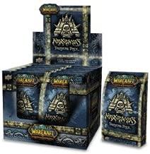 World of Warcraft TCG WoW Trading Card Game Naxxramas Treasure Pack [Toy]