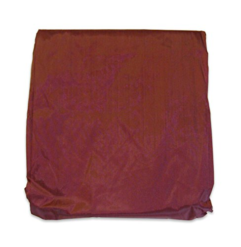 Iszy Billiards Rip Resistant Pool Table Cover, Wine, 8