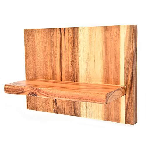 Lunchbox messenbox van massief hout, multifunctioneel, voor keukenmessen, voor het bewaren van messen van veilige mode, schoon en netjes, magnetisch