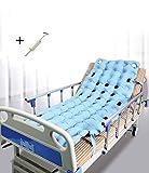 GHzzY Anti-Dekubitus-Matratze mit Pumpe - Anti-Dekubitus-Matratze zur Behandlung von Dekubitus bei älteren, behinderten und bettlägerigen Patienten -