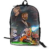 Mochila vintage estilo moda Daypacks clásico retro sólido hombro para mujeres y hombres casual bolsa de escuela