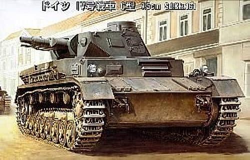 1 35 GERMAN PANZERKAMPFWAGEN IV AUSF C by Tristar