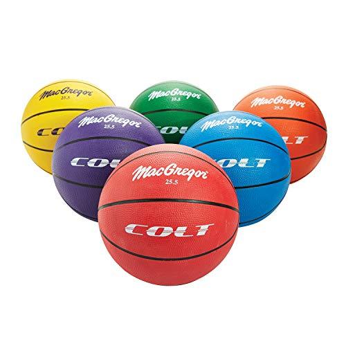 MACGREGOR Colt Basketball (Set of 6), 25.5-Inch