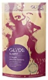 GLYDE Slimfit Premium Small Condom - 12 Snugger Fit Condoms - Natural and Non Toxic