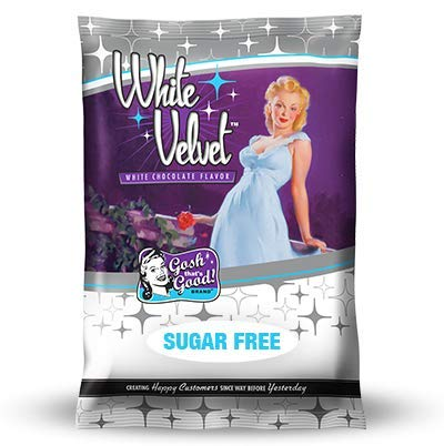 Gosh That's Good Sugar Free White Velvet (2 .0 pound bag)